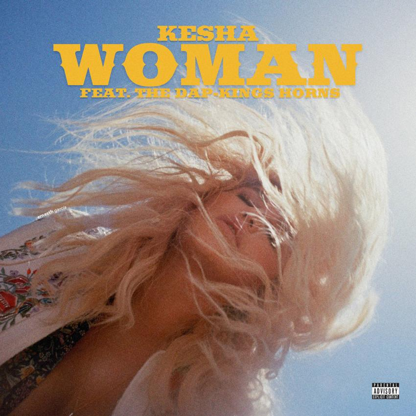 woman album art