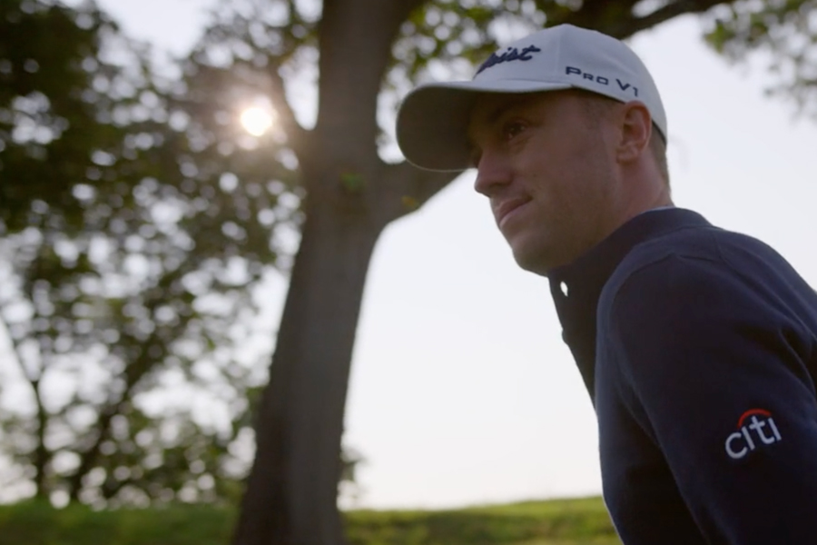 A Winning Routine with Justin Thomas